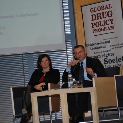 Debata Narkotyki: Koniec wojny? 24.10.2012